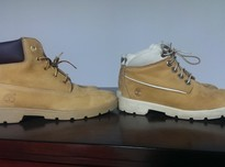 Timberland boots   size 3.5 and 5.520180124 15842 17pvg38