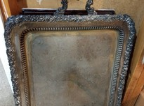 Antique serving tray.20180801 16974 1osa6cb